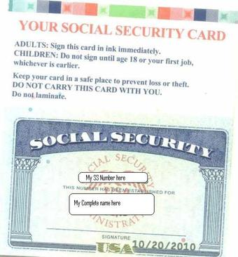 Security - New The My Home Web Craig Social Ging's Card amp; On